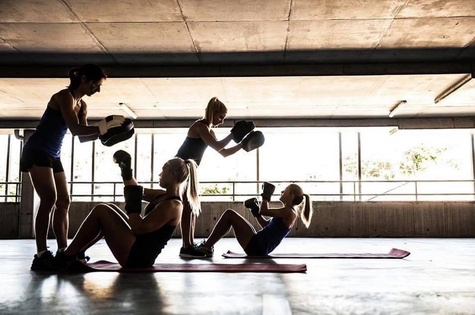 Tyresö Taekwondo Academy Box n Burn